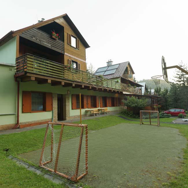 Chata Sport Rusava